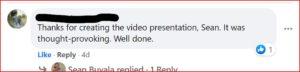 Thanks for the videos Sean Buvala